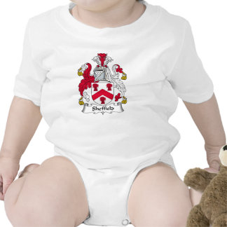Sheffield Family Crest Shirts