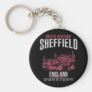 Sheffield Keychain