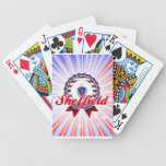 Sheffield, MA Bicycle Playing Cards
