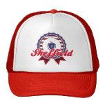Sheffield, MA Trucker Hat