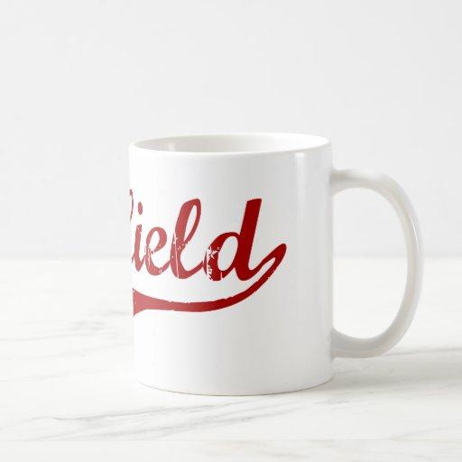 Sheffield Massachusetts Classic Design Classic White Coffee Mug