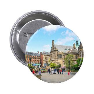 Sheffield Pinback Button