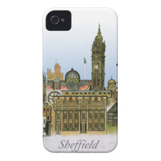sheffield - south yorkshire, tony fernandes Case-Mate iPhone 4 case