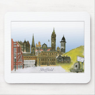 sheffield - south yorkshire, tony fernandes mouse pad