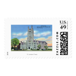Sheffield, Strathcona Halls and Sterling Tower Postage