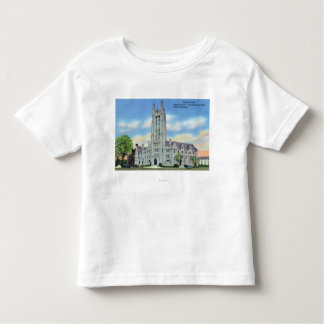 Sheffield, Strathcona Halls and Sterling Tower Toddler T-shirt