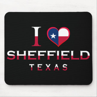 Sheffield, Texas Mouse Pad
