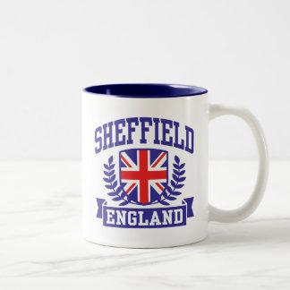 Sheffield Two-Tone Coffee Mug