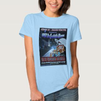SHEF's DVD PERFORMANCE PROMO T-SHIRT(for women) T-Shirt