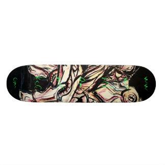 shehan wicks think bot, skateboard