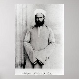 Sheikh Muhammad Abduh Poster
