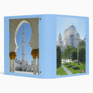 Sheikh Zayed Grand Mosque 1 Binder