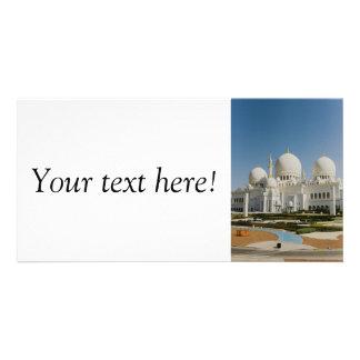 Sheikh Zayed Grand Mosque,Abu Dhabi Card