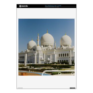Sheikh Zayed Grand Mosque,Abu Dhabi Decals For The PS3 Slim