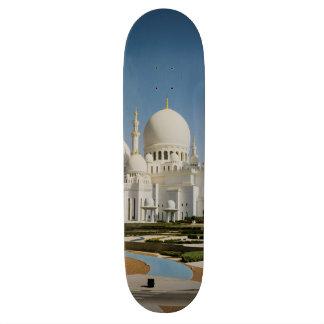 Sheikh Zayed Grand Mosque,Abu Dhabi Skateboard Deck