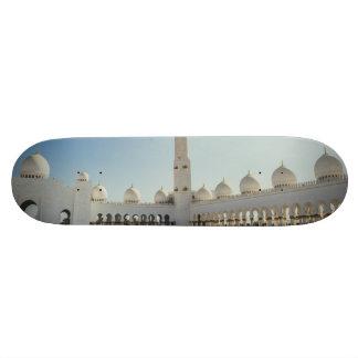 Sheikh Zayed Grand Mosque ,Abu Dhabi Skateboard Deck