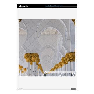 Sheikh Zayed Grand Mosque columns,Abu Dhabi PS3 Slim Console Decals
