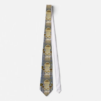 Sheikh Zayed Grand Mosque Corridor Tie