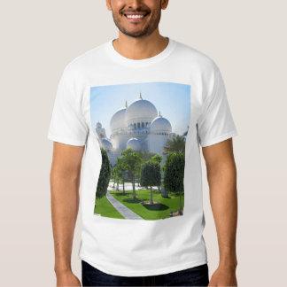 Sheikh Zayed Grand Mosque domes 1 T-Shirt