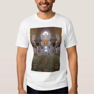 Sheikh Zayed Grand Mosque Men's Prayer Hall 1 T-Shirt