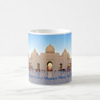 Sheikh Zayed Grand Mosque Plaza Coffee Mug