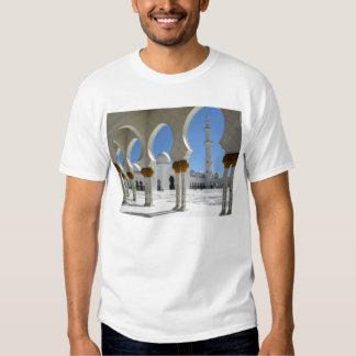 Sheikh Zayed Grand Mosque Porticos 1 T-Shirt
