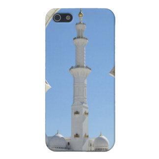 Sheikh Zayed Grand Mosque Prayer Yard Arch iPhone SE/5/5s Case
