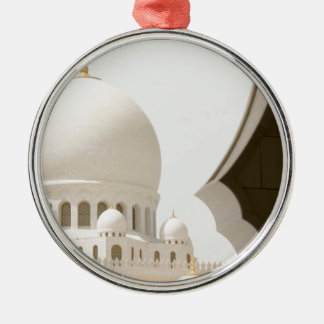 Sheikh Zayed mosque 3 Metal Ornament