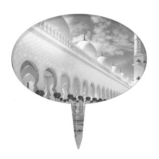 Sheikh Zayed Mosque Cake Topper