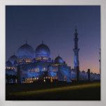 Sheikh Zayed Mosque Print