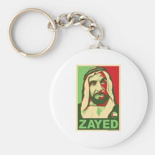 Sheikh Zayed Products Keychain