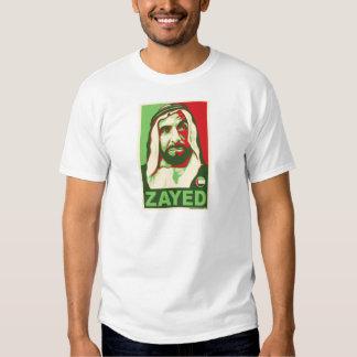 Sheikh Zayed Products T Shirts