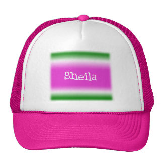 Sheila Gorro De Camionero