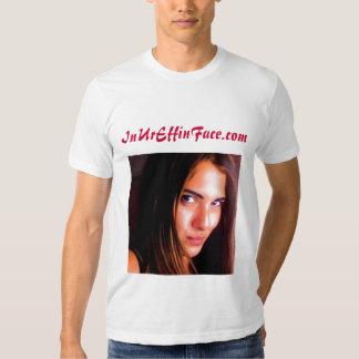 Sheila, InUrEffinFace.com T Shirt