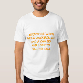 Sheila Jackson Lee Souvenir Tee Shirt