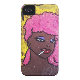 Sheila On Fifth Avenue Casemate by McKay Spencer Case-Mate iPhone 4 Cases