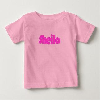Sheila's t-shirts