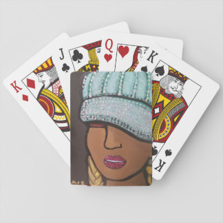 """Sheizign """"Diamonds"""" Playing Cards"""