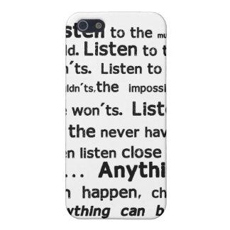 Shel Silverstein Quote iPhone Case