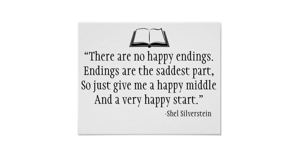 Shel Silverstein Wall Decal: Shel Silverstein Quote Wall Poster