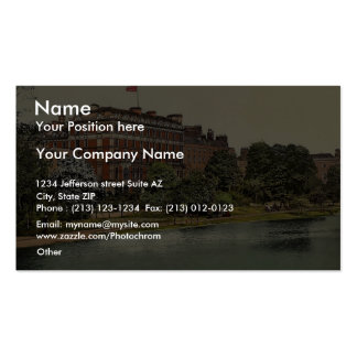 Shelbourne Hotel. Dublin. Co. Dublin, Ireland rare Business Card Template