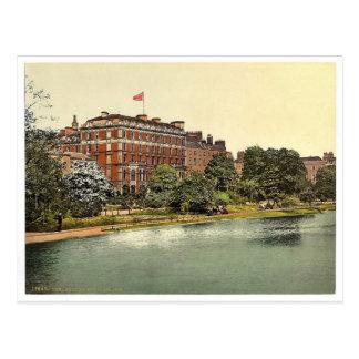 Shelbourne Hotel. Dublin. Co. Dublin, Ireland rare Postcard