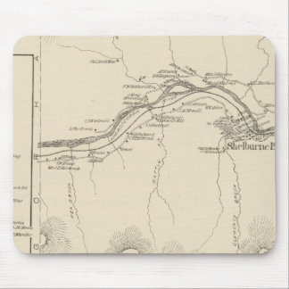 Shelburne, Coos Co Mouse Pad
