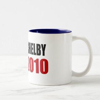 SHELBY 2010 Two-Tone COFFEE MUG