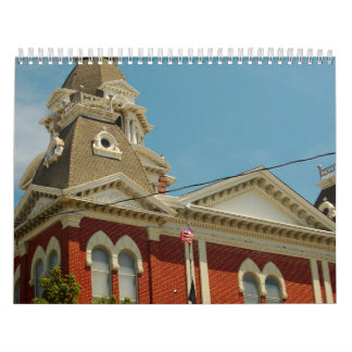 Shelby County Courthouse Shelbyville Illinois Calendar