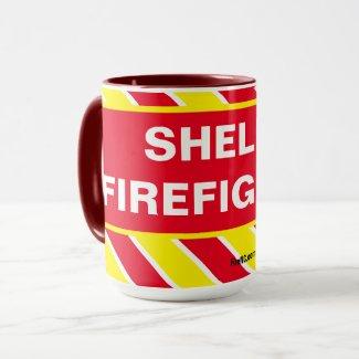 SHELBY FIREFIGHTER MUG