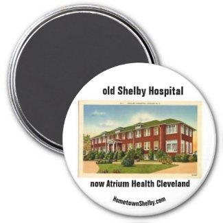 Shelby NC Hospital now Atrium Health Cleveland Magnet