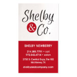 Shelby Newberry Business Card New