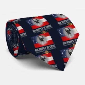 Shelby (patriota meridional) corbatas