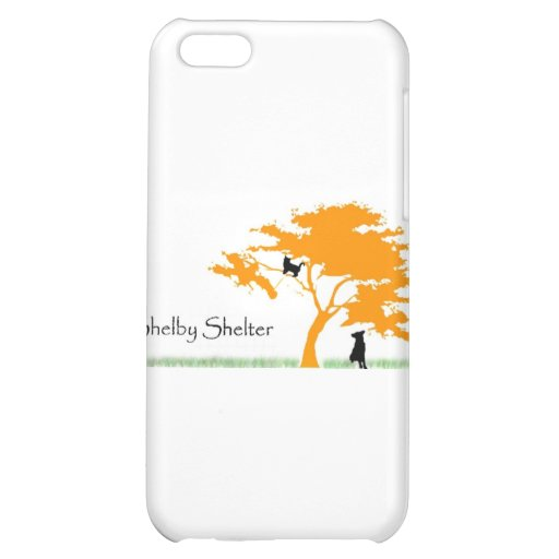 Shelby Shelter iPhone 5C Covers